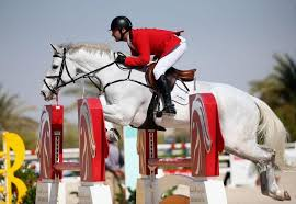 Emirates Equestrian Centre's Show Jumping Championship
