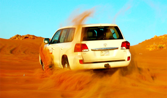 New desert rules in Dubai within next three months