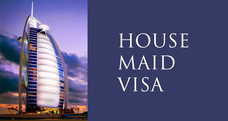 house maid visa