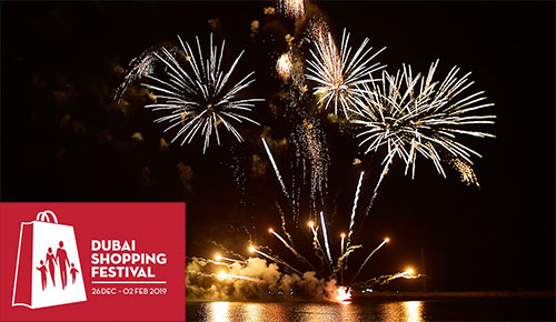 Dazzling fireworks, mega discounts, mark culmination of DSF 2019