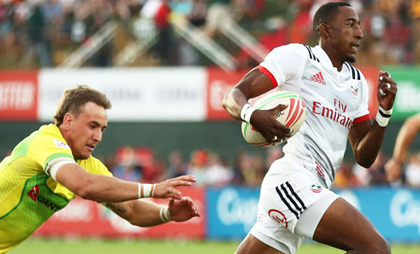 Dubai and Cape Town World Sevens Series cancelled this year