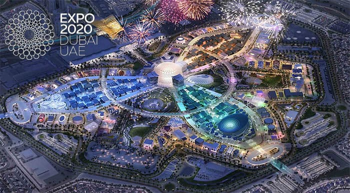 Dubai Expo 2020 – the first World Expo in the Middle East