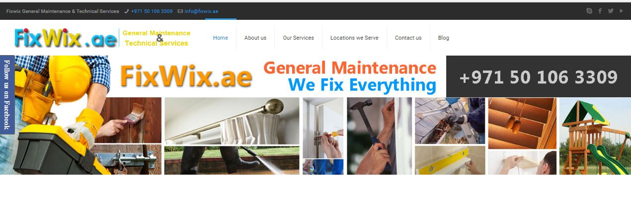 Fix Wix Technical Service