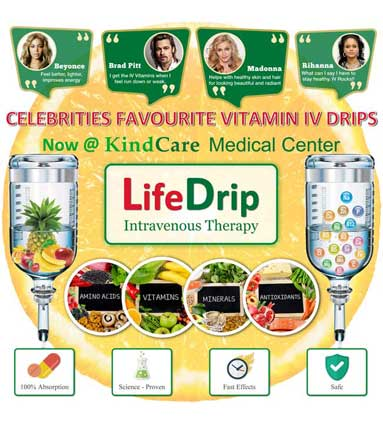 LifeDrip Intravenous Vitamin Therapy Clinic