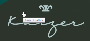Kaizer Leather Accessories