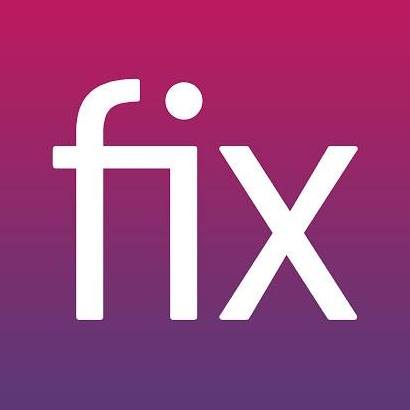 Fix On Click logo