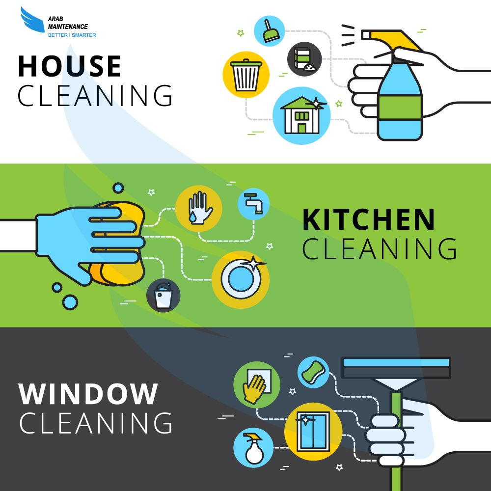 Cleaning Services in Dubai - UAE