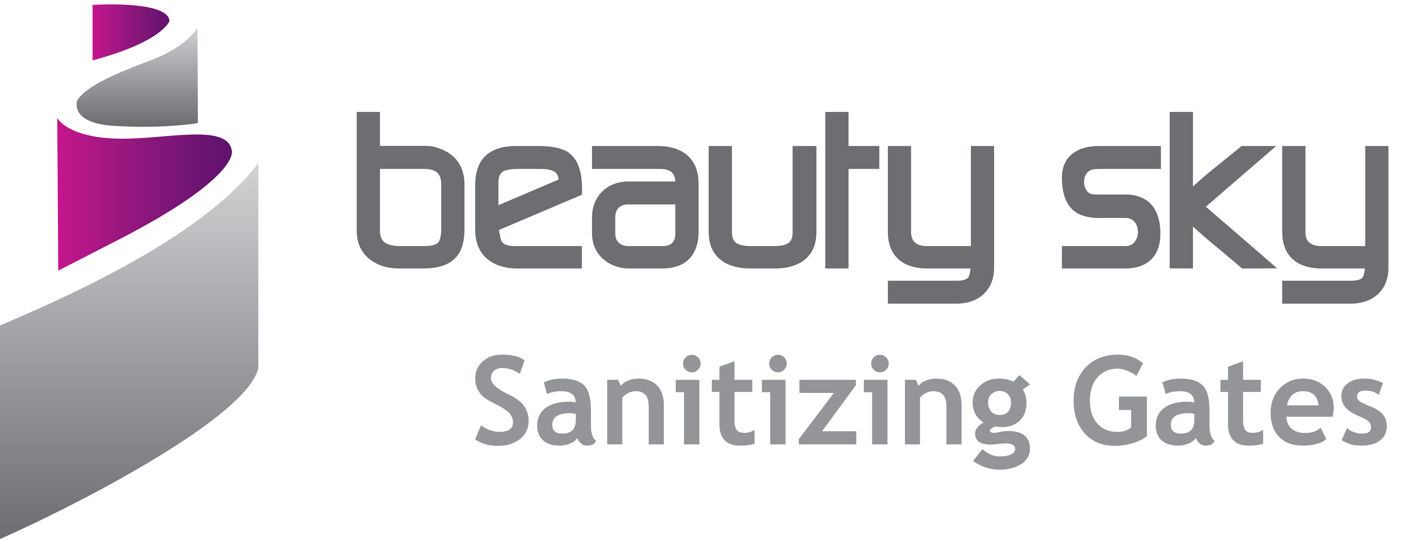 Beauty Sky Sanitizing Gate