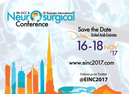 5th GCC and 5th Emirates International Neurosurgical