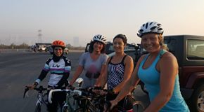 Spinneys Dubai 92 Cycling Challenge 2015