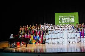 Emirates Airline Festival of Literature 2016