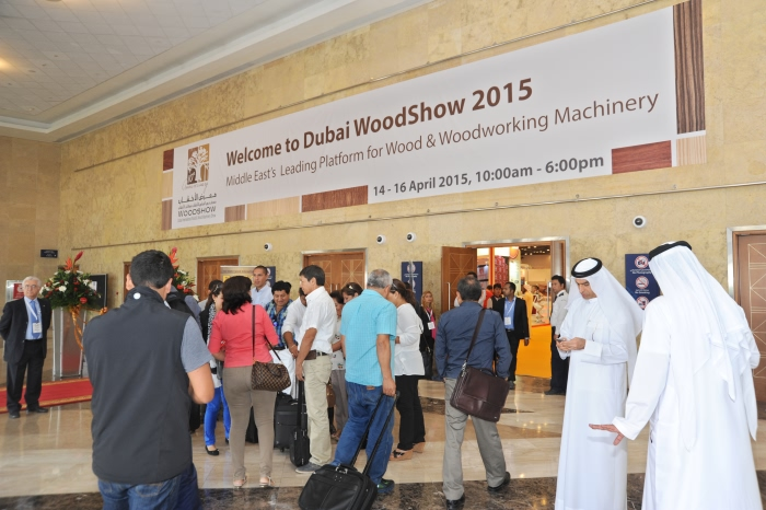 Dubai Wood Show 2016