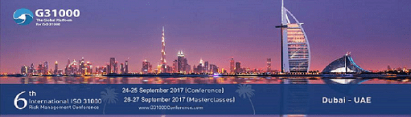 6th International ISO 31000 Risk Management Conference