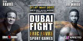 Dubai Fight by Eric Favre Sport Games 2017