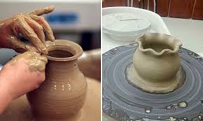 Pottery Camp at DUCTAC