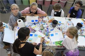 thejamjar Summer Art Workshops