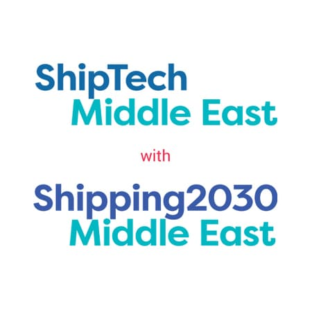 ShipTech Middle East with Shipping2030 Middle East