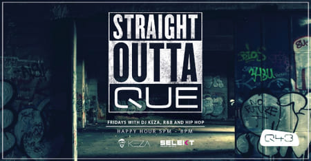 Straight Outta Que with DJ Keza