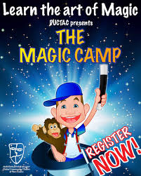 The Magic Camp & Workshop at DUCTAC