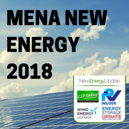 10th Annual MENA New Energy Summit
