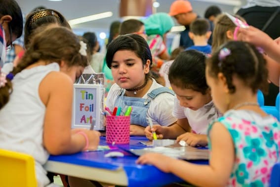 KIDS ARTS CORNER at DALMA MALL