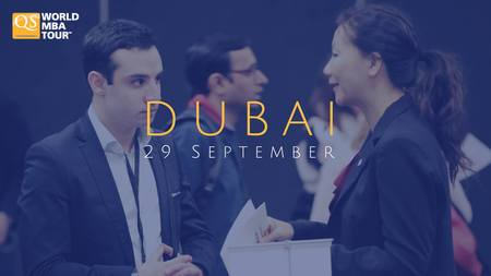 QS MBA & Masters Day in Dubai