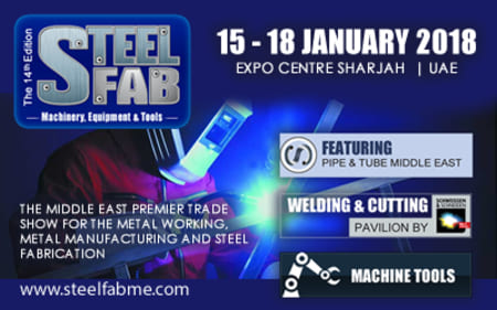 SteelFab 2018 Business, Conference Sharjah