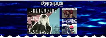Live on the Lake The Pretenders, Heather Small & Aswad