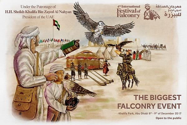 The 4th International Festival of Falconry
