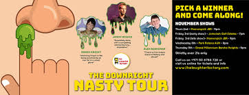 The Laughter Factory: The Downright Nasty Tour