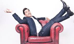 Stand-up comedy with Russell Kane