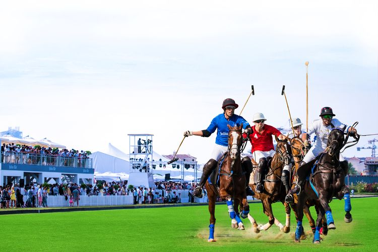Julius Baer Gold Cup 2018 (Dubai Open)