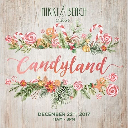 Candyland at Nikki Beach Dubai