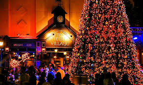 Festive Season at The Irish Village