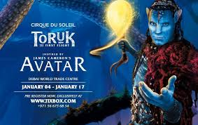 Cirque Du Soleil's TORUK – The First Flight