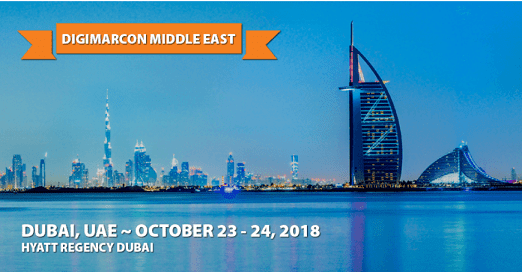 DigiMarCon Middle East 2018