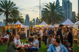 Food Truck Jam at Emirates Golf Club