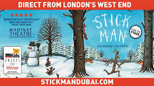 Stick Man Live in Dubai