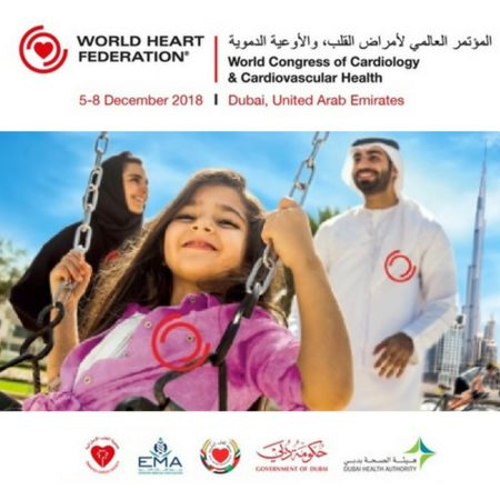 WCC 2018 - The World Congress Of Cardiology