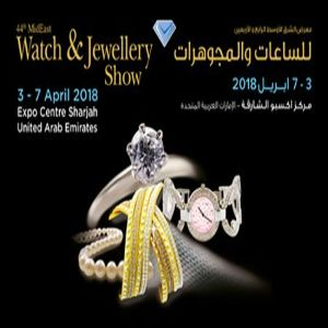 44th MidEast Watch And Jewellery Show 2018