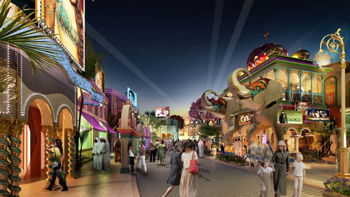 Chinese New Year at Dubai Parks and Resorts