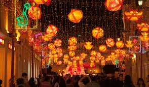 Chinese New Year at Dubai Festival City