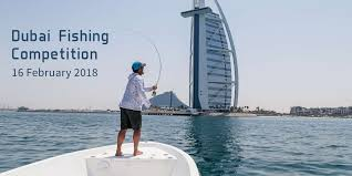 Dubai Fishing Competition
