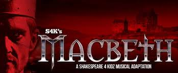 Macbeth at Shakespeare 4 Kidz