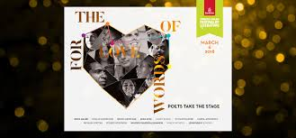 For The Love of Words at Dubai Opera