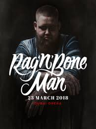 Rag'n'Bone Man Live at Dubai Opera