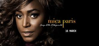 Mica Paris Sings Ella Fitzgerald at Dubai Opera