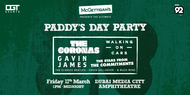 McGettigan's Paddy's Day