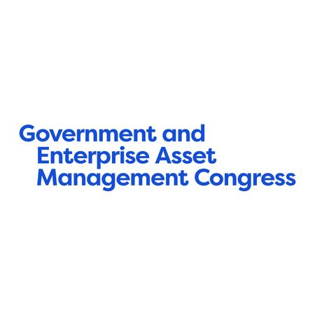 Government and Enterprise Asset Management Congress
