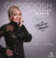 Googoosh Live in Dubai
